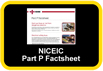 NICEIC Part P Factsheet